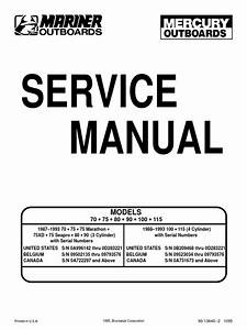 Outboard Manual 70