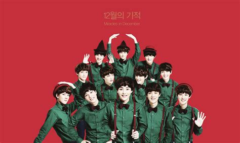 not angka lagu exo miracle in december exo miracles in december wallpaper by anniself on deviantart