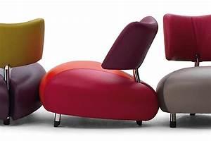 Fauteuil Design Confortable : fauteuil design confortable ~ Teatrodelosmanantiales.com Idées de Décoration