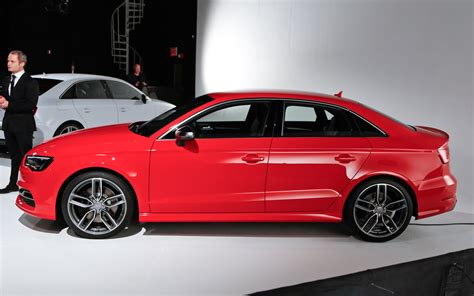 2015 Audi S3 by 2015 Audi S3 Sedan Side Photo 24