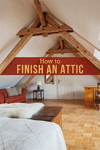 Use This Guide To Convert Your Attic Into Living Space