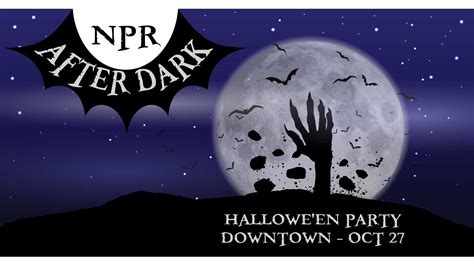 Rock The Boat Productions by Npr After Hallowe En Downtown Rock The Boat