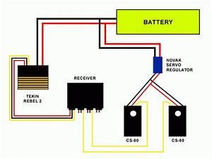 My Wiring Diagram  Tr2   Cs-80   Servo Regulator