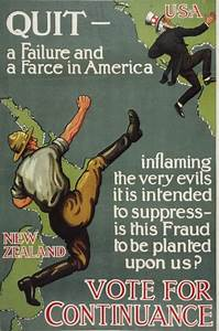new zealand anti prohibition poster debate over the ...