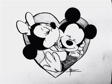 minnie mouse drawing tumblr