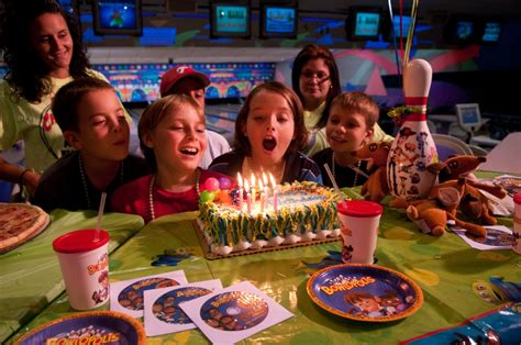 Kids Birthday Bowling Parties in Tampa Pin Chasers