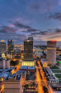 Tampa Day And Night Vertical