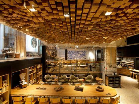 Starbucks Concept Store In Amsterdam by Starbucks Inaugura El Primer Concept Store Europeo En