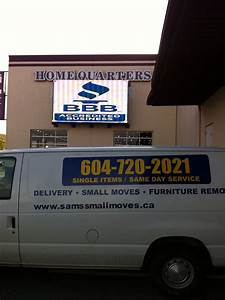 Craigslist delivery company furniture delivery service for Hometown furniture delivery