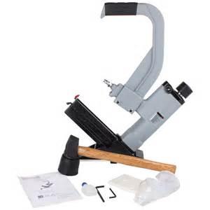 heavy duty flooring nail secret stapler gun hardwood nailer ebay