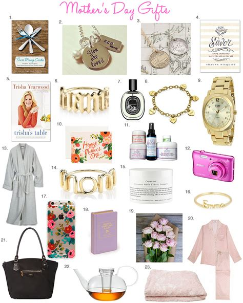 mothers day 2015 gifts mother s day gift guide marla young