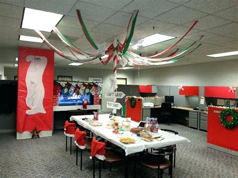 office christmas party themes christmas decore
