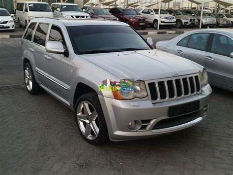 Used Jeep Srt8 by 2009 Jeep Srt8 Gcc Specs For Sale Used Cars Sharjah
