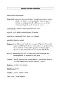 Une Vie Maupassant Résumé by Calam 233 O R 233 Sum 233 Du Roman Quot Une Vie Quot De Guy De Maupassant