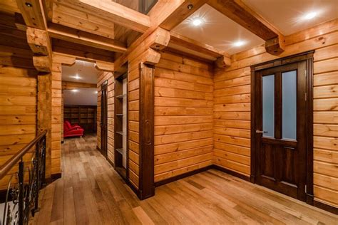 Mobile Home Interior Wall Paneling - how much does it cost to build a log cabin the ultimate cost breakdown log cabin hub