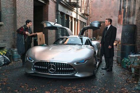 mercedes benz  dust    concept car