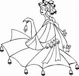 Ballroom Coloring Pages Dancing Dancer Line Drawing Dance Clip Bells Getdrawings Getcolorings Openclipart sketch template