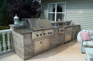 Deck Kitchen Photo Gallery by Gallery Grillin Spaces
