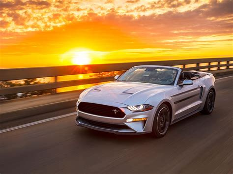8 Things You Need To Know About The 2019 Ford Mustang