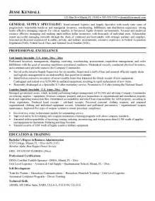 free sle resume for supply chain management for resume preparation ebook database