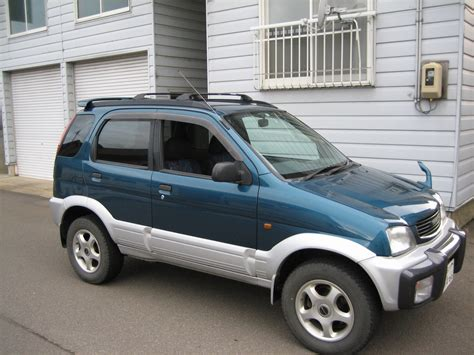 Daihatsu Terios Review by Daihatsu Terios Review And Photos