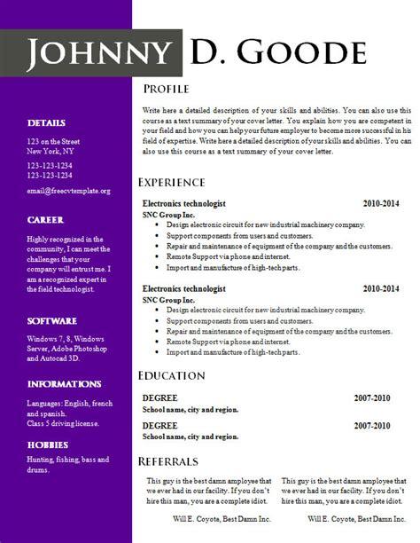 Nine Two Color Palettes Resume Templates #702  710  Free. Resume For Scholarship Application Sample. Resume For Work Experience Sample. Sample Resume For Field Service Technician. Sample Resume For Civil Engineer. High School Student Job Resume. Resume For Service Technician. Simple Graphic Design Resume. Psychology Resumes