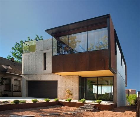 Spectacular Two Story Homes Designs by Oklahoma Study Contemporary House