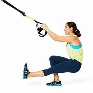 Hang Tough: Total-Body TRX Workout | Pistol Squat, TRX and ...