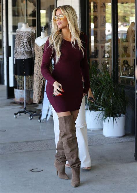 Khloe Kardashian Sexy Thefappening