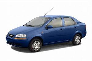 2004 Chevrolet Aveo Information