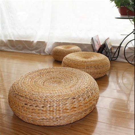 rattan meditation chair ikea aliexpress buy 50 20cm mat meditation cushions