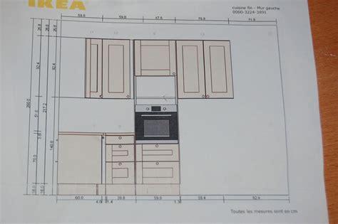 hauteur d une cuisine hauteur meuble de cuisine id 233 es de d 233 coration int 233 rieure