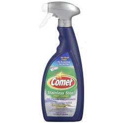 Comet Spray Stainless Steel Cleaner
