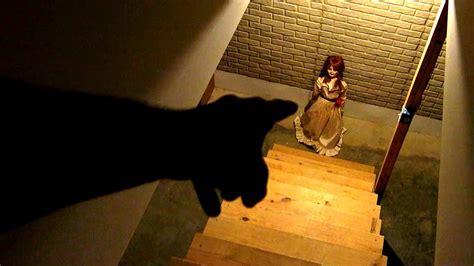 crazy haunted basement youtube