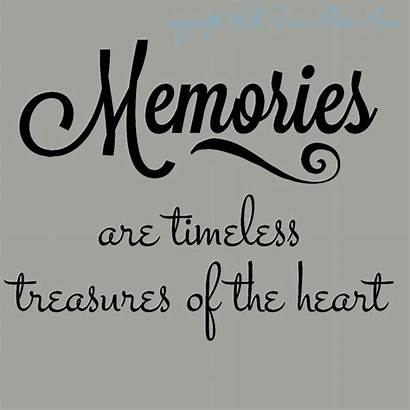 Memories Treasures Timeless Treasure Memory Quotes Wall