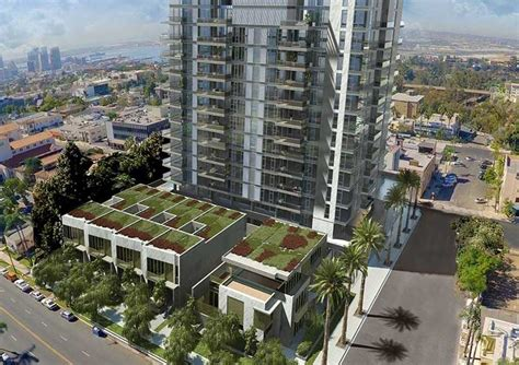 balfour beatty wins  san diego tower