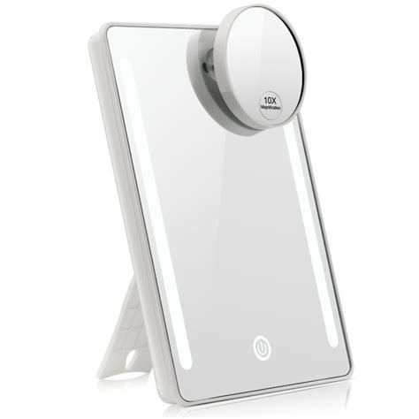 reflections led lighted collection mirror conair reflections led lighted collection mirror rank