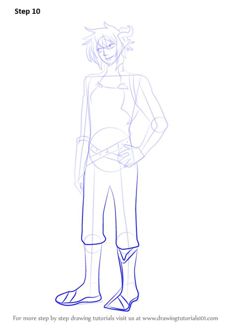 learn   draw akki  cute demon crashers cute
