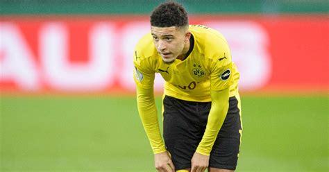 Watch: Jadon Sancho sits opponent down with one drop of ...