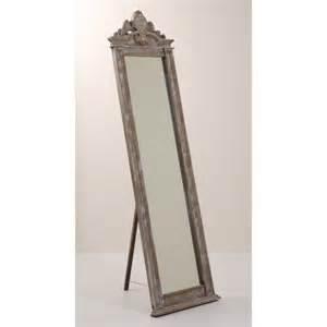 cotedeco miroir psyche en paulownia couleur bois entr 233 e