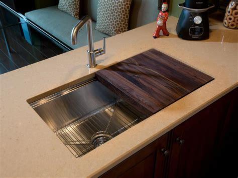 kitchen sink cutting board hgtv oasis 2011 kitchen pictures hgtv oasis 5692