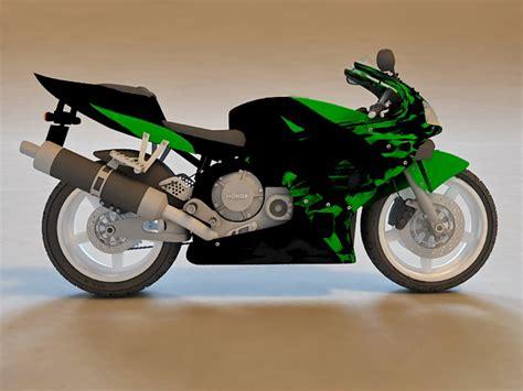 honda cbr bike models honda cbr sport bike 3d model 3d studio 3ds max object