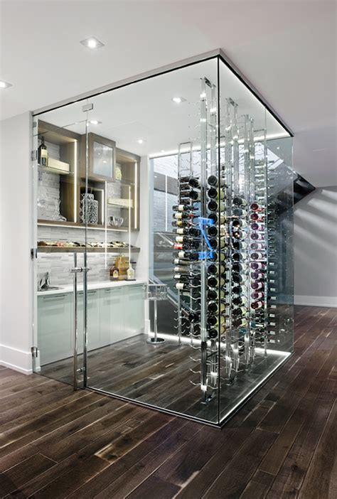 sliding closet door design ideas creating an all glass wine cellar or room builders glass