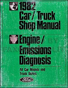 1988ford Courier Truck Electrical Wiring Diagrams Manual Original