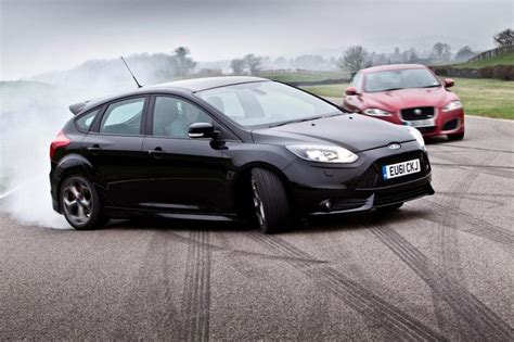 Drift Ford Focus by Focus St Drift Great Show At Top Gear Series 18 Episode