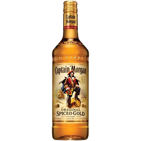Buy For Home Delivery Captain Morgan's Spiced Rum