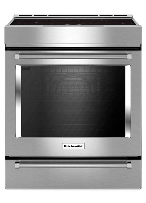 KitchenAid 7.1 cu. ft. Slide In Induction Range with Self