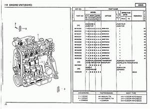 Suzuki Vitara Engine Diagram