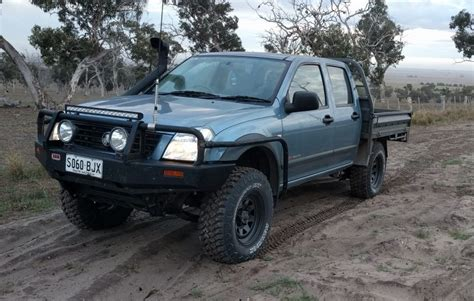 holden ra rodeo owner review loaded
