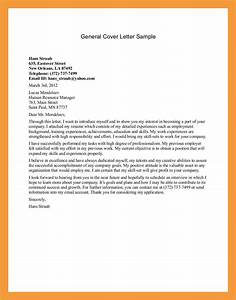 6 typical cover letter resume pdf With typical cover letter example